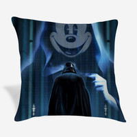 Darth Vader Mickey Pillow Case