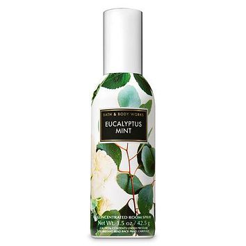 Bath & Body Works EUCALYPTUS MINT Room Spray 1.5 oz