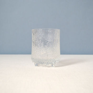 Vintage iittala Ultima Thule Highball Glass Designed by Tapio Wirkkala
