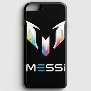 Lionel Messi Fc Barcelona Logo iPhone 6 Plus/6S Plus Case