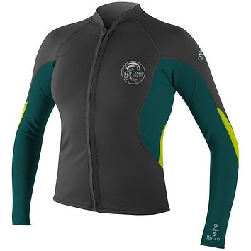 O'Neill Bahia Full Zip Neoprene Jacket