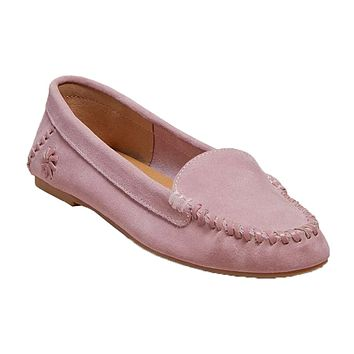 Millie Suede Moccasin by Jack Rogers