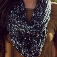 Cobblestone Streets Infinity Scarf