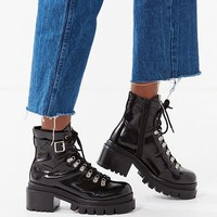 Jeffrey Campbell Czech Lace-Up Boot | Urban Outfitters
