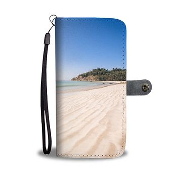 Wallet phone case with RFID protection