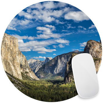 Yosemite Mouse Pad Decal
