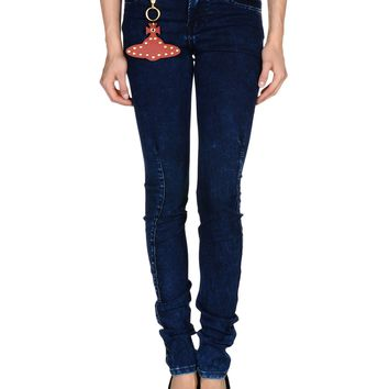 Vivienne Westwood Anglomania Lee Denim Pants