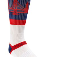 Men's STRIDELINE 'The Bay - America' Socks
