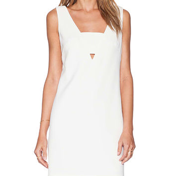 Trina Turk Gita Dress in White