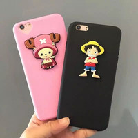 Hot Sale Stylish Cute Hot Deal On Sale Iphone 6/6s Lovely Couple Phone Iphone Phone Case [4915518724]