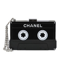 Chanel Iconic Cassette Clutch