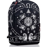 Sprayground Mayan Mythology Shark Backpack