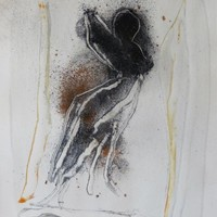 Saatchi Art: The Embrace 2 Drawing by Frederic Belaubre