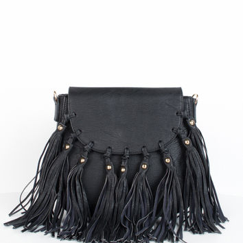 On The Down Low Crossbody Bag