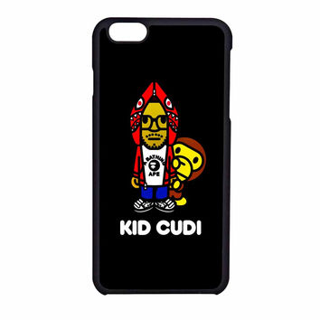 Kid Cudi Bape Milo Dark iPhone 6 Case