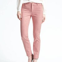 Sloan-Fit Solid Pant | Banana Republic