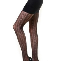 Women's Seductive Fishnet Pantyhose