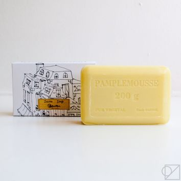 Lothantique Grapefruit Bar Soap