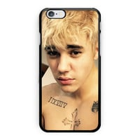 Justin Bieber Blonde Boys Cute iPhone 6 Plus Case
