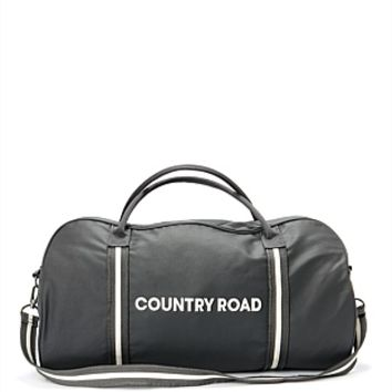 Coated Rubber Logo Tote | Accessories