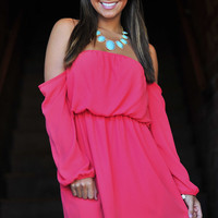 Happily Ever After Dress: Coral | Hope's