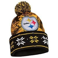 NFL Pittsburgh Steelers Light Up Knit Hat