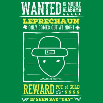 Leprechaun Gold in Mobile Alabama