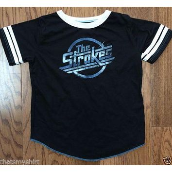 The Strokes Kids Tee