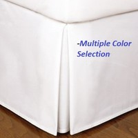 1500 COLLECTION - Super Soft Wrinkle Resistant 100% Brushed Microfiber 95gsm - Bed Skirt