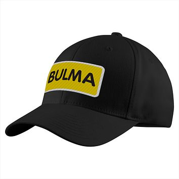 Super Saiyan Bulma Structured Twill Cap - PF00178TC
