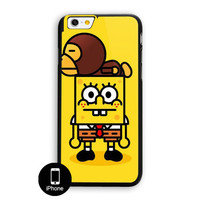 Bape X Spongebob iPhone 6 Case
