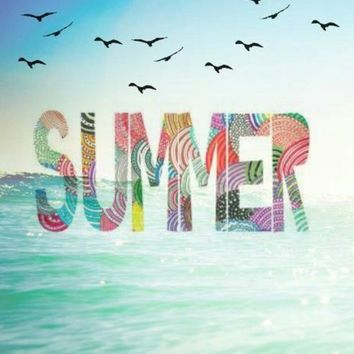 Summer Time ;3 ☀ We ❤ Summer  | via Tumblr