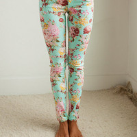 Floral Perfection Jeggings