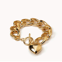 Summer Love Curb Chain Bracelet
