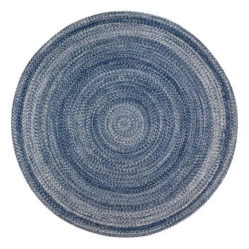 Anji Mountain Epona Braided Blue Area Rug