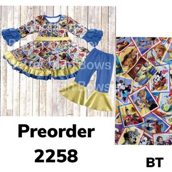 """Preorder 2258 """"Forever Stamps"""" Closes 7/18"""