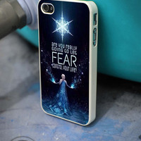 Disney Frozen Elsa fear iPhone 4 5 5c 6 Plus Case, Samsung Galaxy S3 S4 S5 Note 3 4 Case, iPod 4 5 Case, HtC One M7 M8 and Nexus Case