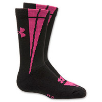 Youth Under Armour Dagger Crew Socks