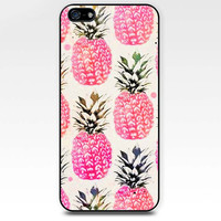 Pineapple iPhone case for iPhone 6 iPhone 6 Plus Case iPhone 4 4S iPhone 5 5S 5C,Samsung Galaxy S3 S4 S5,Cell Phone Case Accessories B001