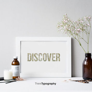 Discover, map poster, travel poster, home decor, art print, minimal, minimalist, wall art, decor, home, office, simple, clean, tourist