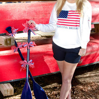 "Jadelynn Brooke ""America is too Great for Small Dreams"""
