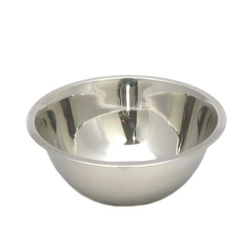 Stainless Steel Mixing Bowl, 3 qt - CASE OF 72