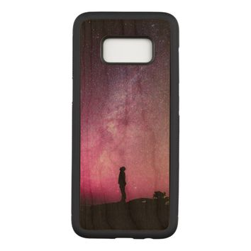 universum carved samsung galaxy s8 case