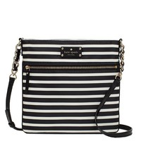 kate spade |   fabric purses - nylon stripe ellen