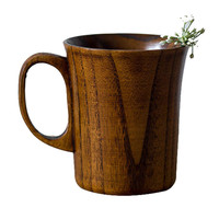 High Quality Wooden Coffee Tea Mug