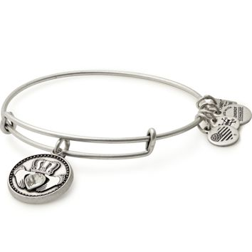 Claddagh Charm Bangle | Boston Celtics Shamrock Foundation