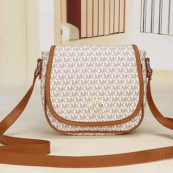 Michael Kors MK Women Shopping Bag Leather Satchel Crossbody Shoulder Bag