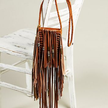 Free People Beat Goes On Crossbody Bag