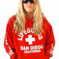 hoodie  LIFEGUARD  Printed Arch Sleeves Hood