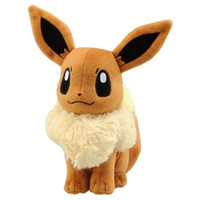 Pokemon Pocket Monster Eevee Plush Toys